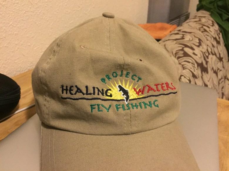 Steve Davis - Tenkara Project Healing Waters - Hat