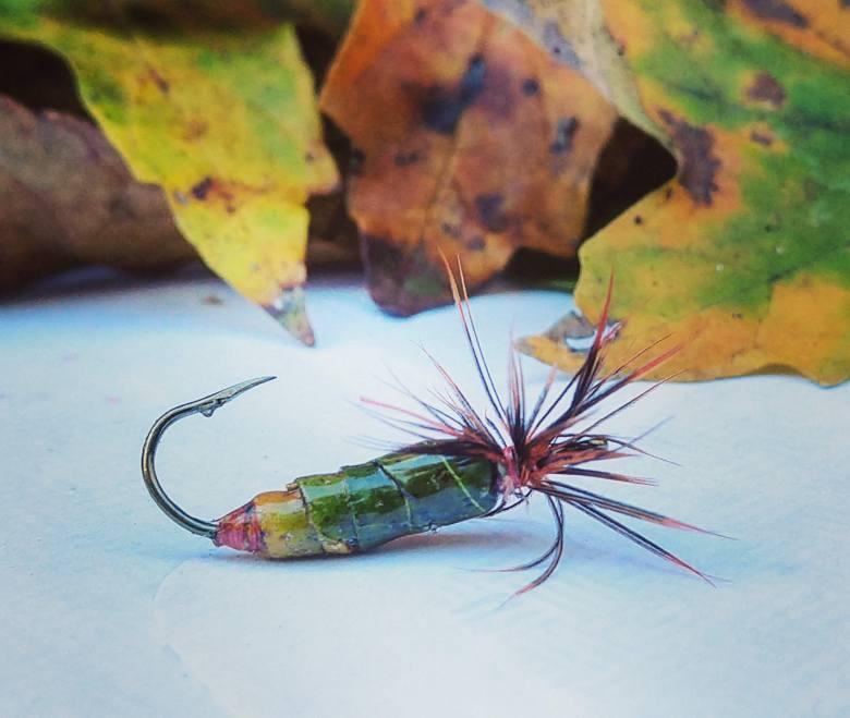 Jason Sparks - Autumn Leaves Kebari 1