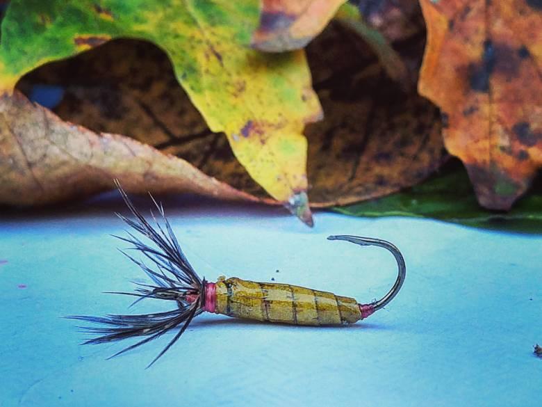 Jason Sparks - Autumn Leaves Kebari 4
