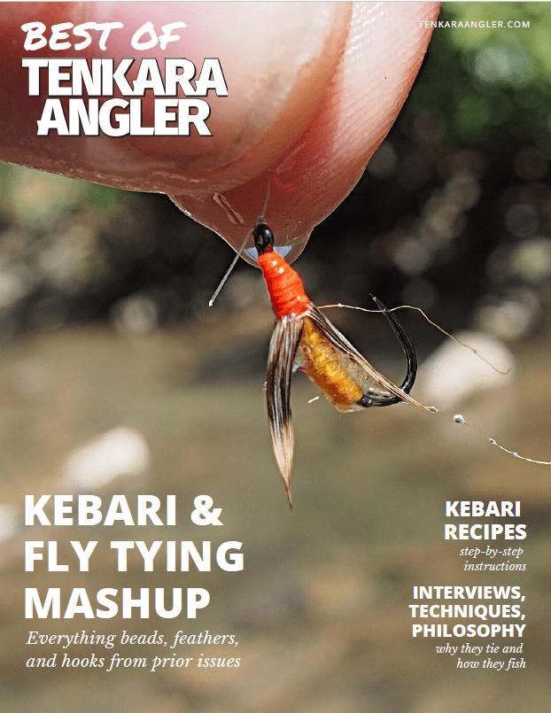 Tenkara Angler Gift Guide - Best of Kebari Cover