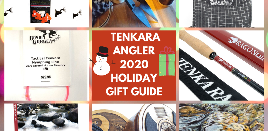 Tenkara Angler 2020 Holiday Gift Guide