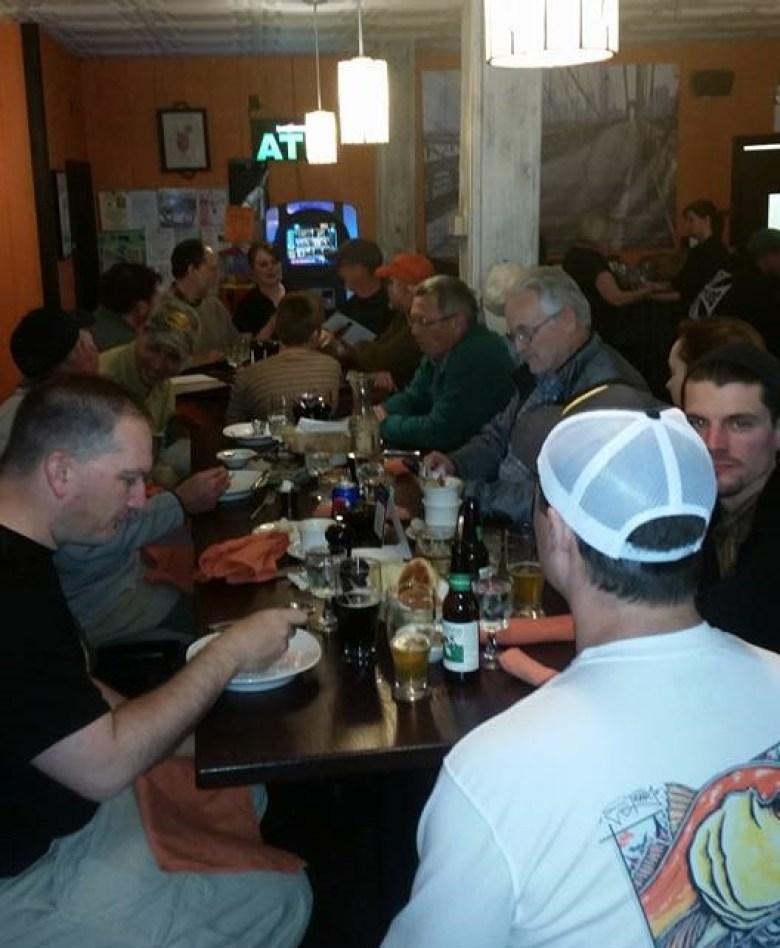 Tenkara Flavor - Legacy Bar Grill Coon Valley Wisconsin
