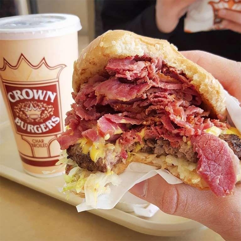 Tenkara Flavor - Crown Burgers SLC Utah