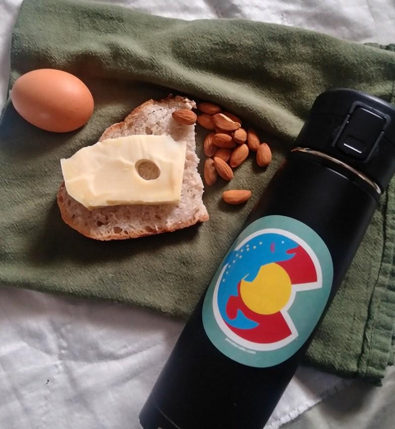 Dennis Vander Houwen - 5 Things Improve Tenkara Experience - Meal