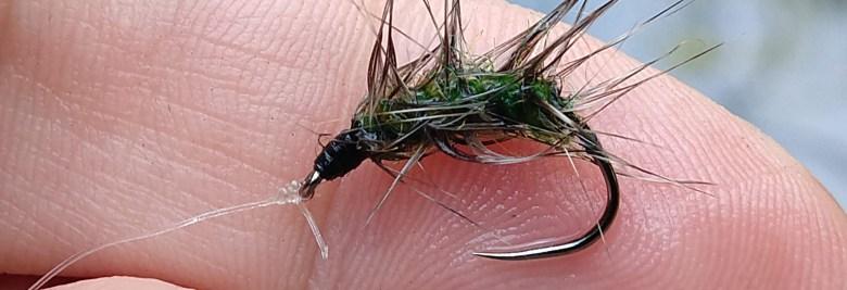 Boys of Summer - Tenkara Angler - Jason Sparks - Fly