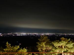 ファインビュー室山 夜景