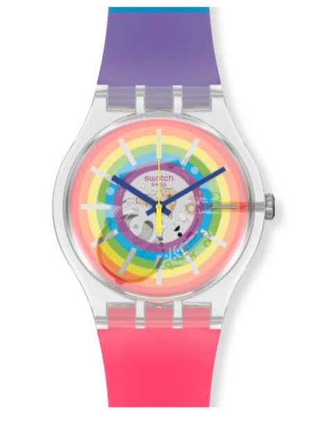 Swatch (literally any of them!)