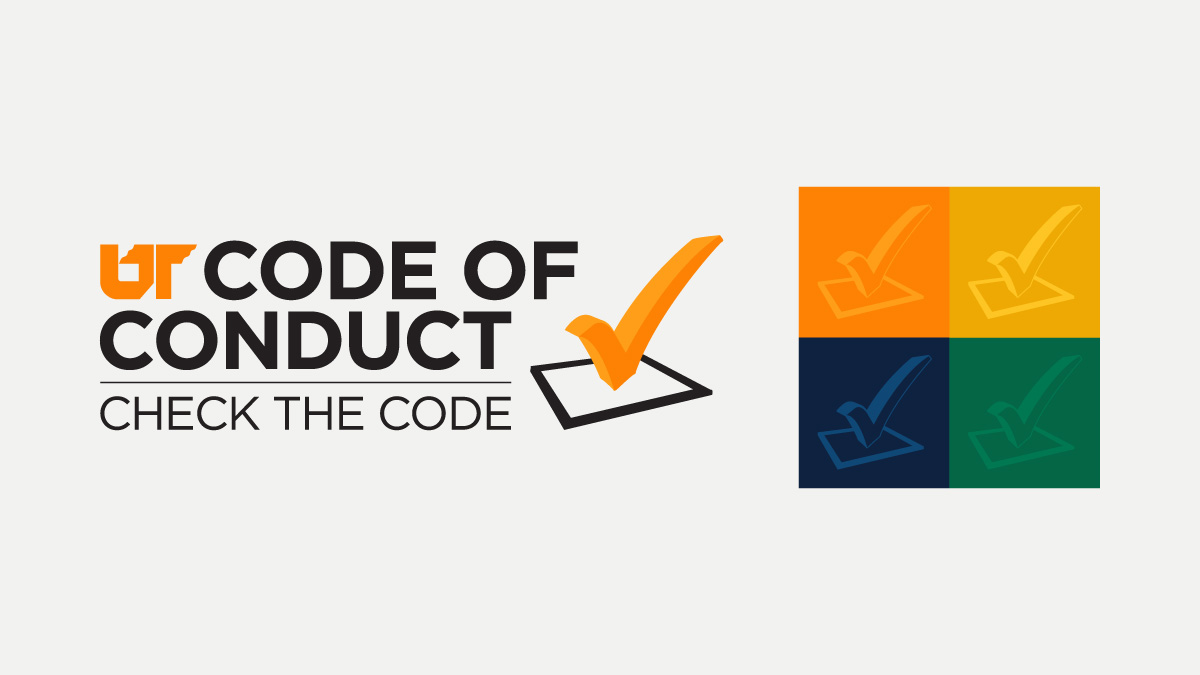 UT Code of Conduct