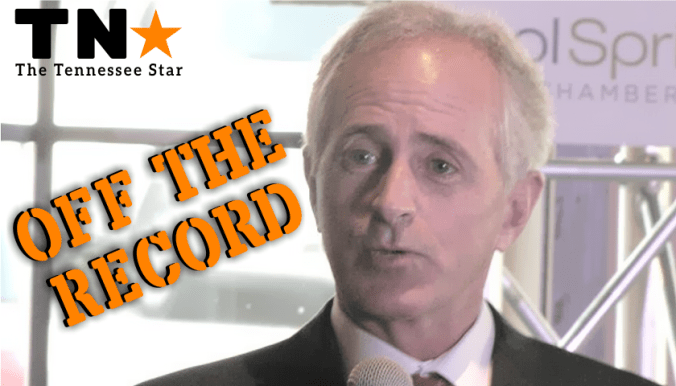 Tennessee Star - Off the Record