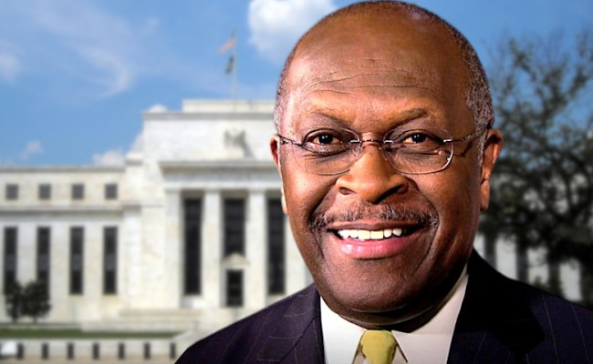 Herman Cain S Fed Nomination May Be Over Before It Starts