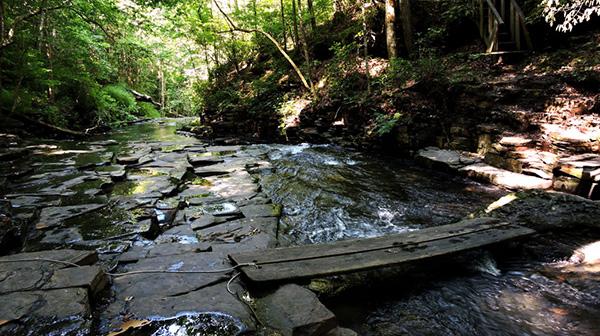 Short Springs Trail