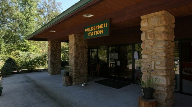 Wilderness Station