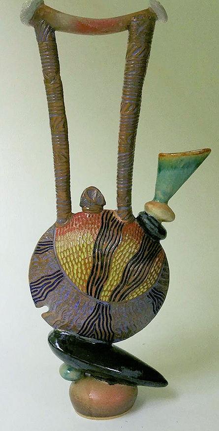 Tea Pot by Helene Fielder