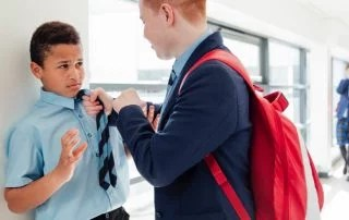 conflict between two students - bully