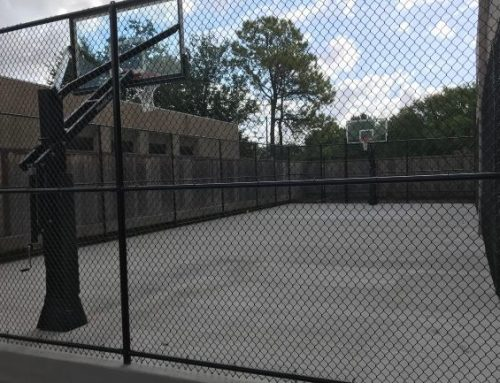 Time Lapse of Our New Sport Court Build