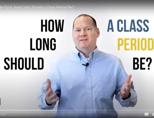 TenneyTube Episode 6: How Long Should a Class Period Be?