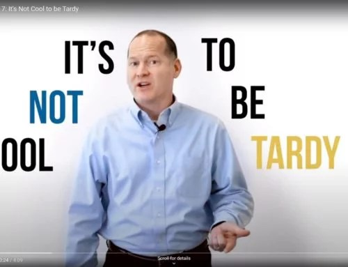 TenneyTube Episode 7: It's Not Cool to Be Tardy