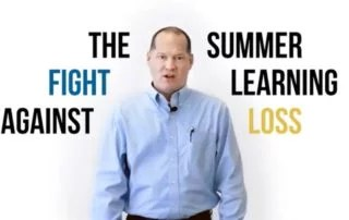 summer slide and how to fight it