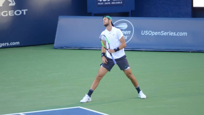 Cincinnati R3 Previews Djokovic Vs Carreno Busta Khachanov Vs Pouille