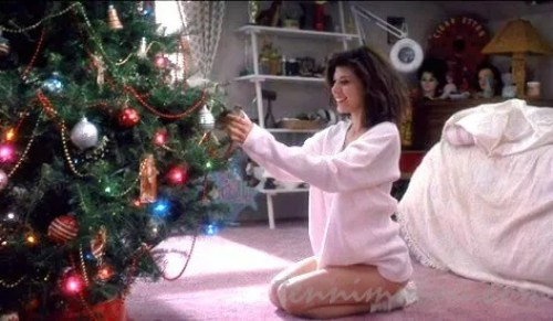 クリスマスツリーのプレゼント