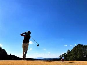 ゴルフみたいな振り子スイング