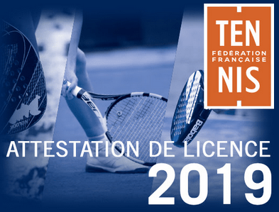 licence fft 2019