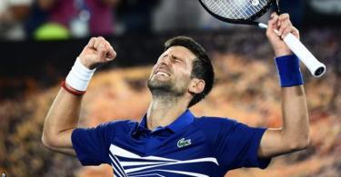 Novak Djokovic Press Conference after 4R Match
