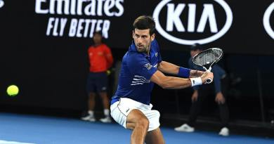 Novak Djokovic into the Q-Finals