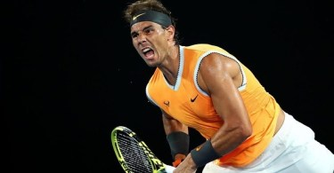 Rafael Nadal into The Final again
