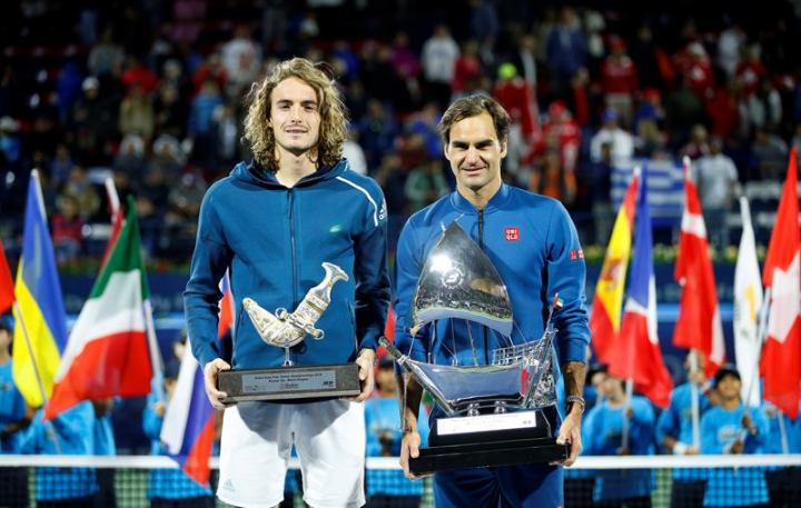 Tsitsipas says Federer and bryans get privileges