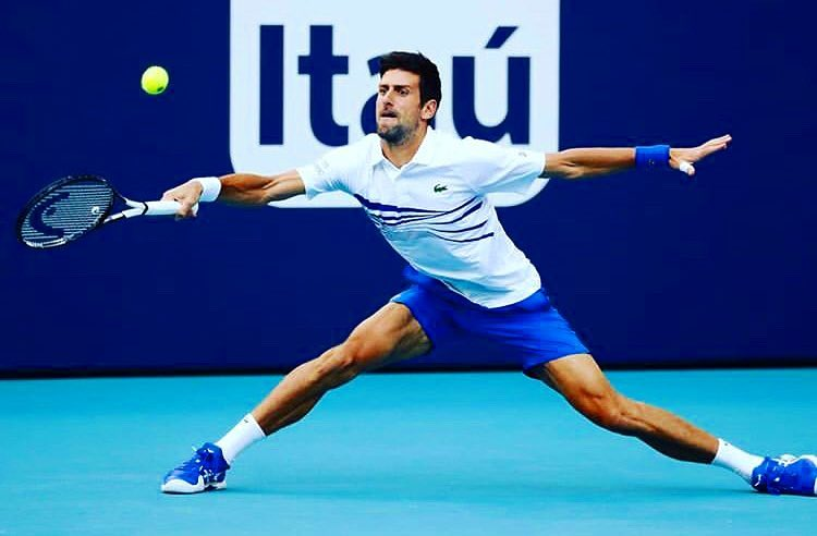 Novak Djokovic is Out of Miami