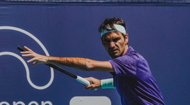 Roger Federer talks about new Miami and facing Wawrinka