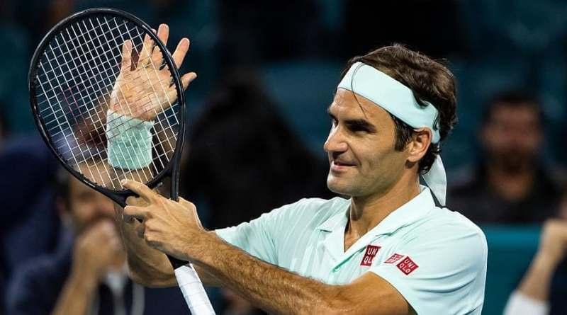 Roger Federer Press Conference after Anderson match