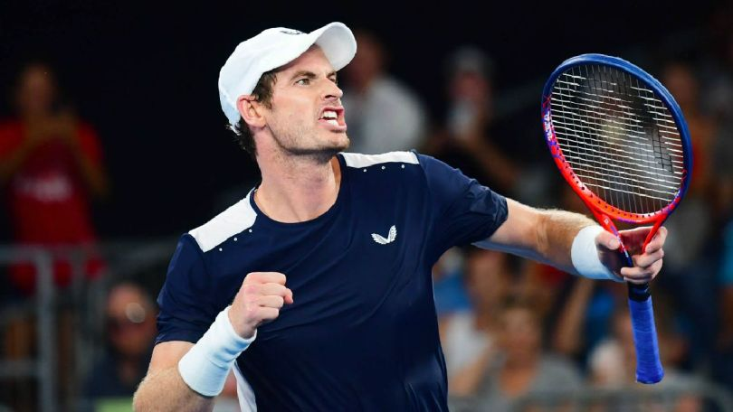 Andy Murray is 100% and has no pain anymore