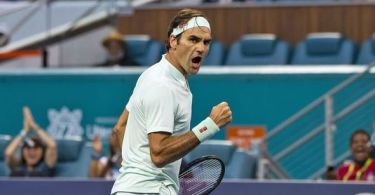 This is what Roger Federer said about his next match