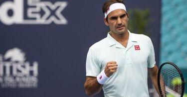 Roger Federer Press Conference After Krajinovic Match