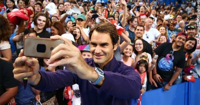 """Tipsarevic """"Crowd will be with Novak after Federer retires"""""""