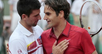 """Novak Djokovic """"We're looking forward to seeing Federer on clay"""""""