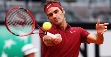 Rome President hopes for Roger Federer to play Rome