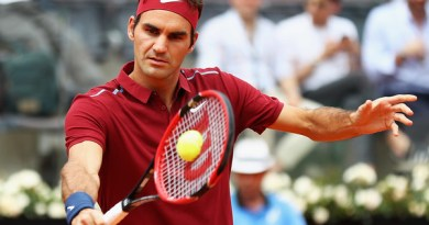 Will Roger Federer play at Rome?