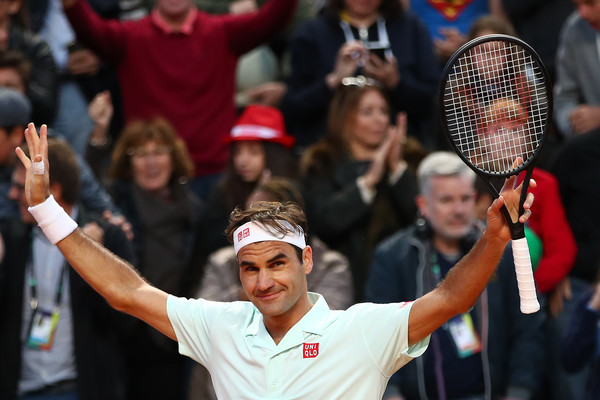 This is why Roger Federer withdrew from Rome