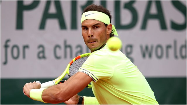 Yannick Hanfmann 'I can do some damage for Nadal'