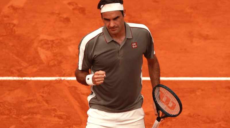 Roger Federer defeats Wawrinka in Epic Match