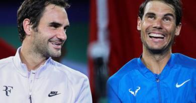 Rafael Nadal responds to Federer's respectful comment