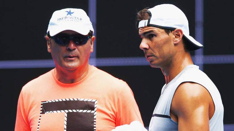 Toni Nadal: Wimbledon showed lack of Respect to Nadal