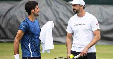Novak Djokovic adds Goran Ivanisevic to his team