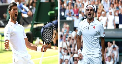Federer Vs Djokovic - Wimbledon Final review