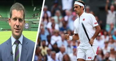 Roger Federer Shocked Henman with the way He played