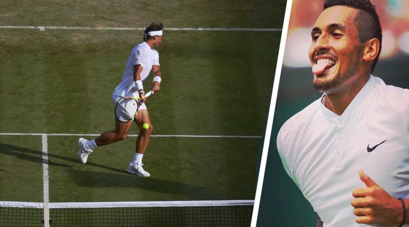 Nick Kyrgios: I wanted to hit Nadal in the chest