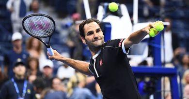Roger Federer I played like my beard, I shave it better